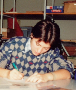 1986 Writing