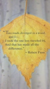 two roads-robert frost