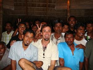 2009 boat crew dinner