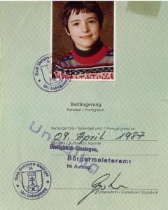 1987 passport extension