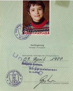 1987 passport extension