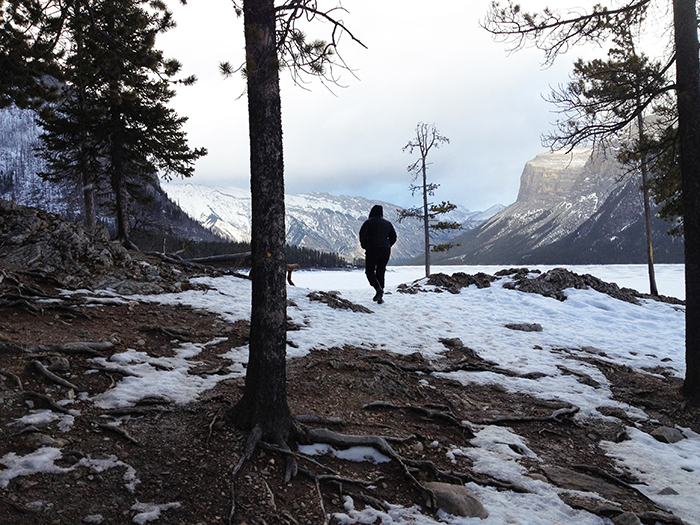 2013 at lake minnewanka