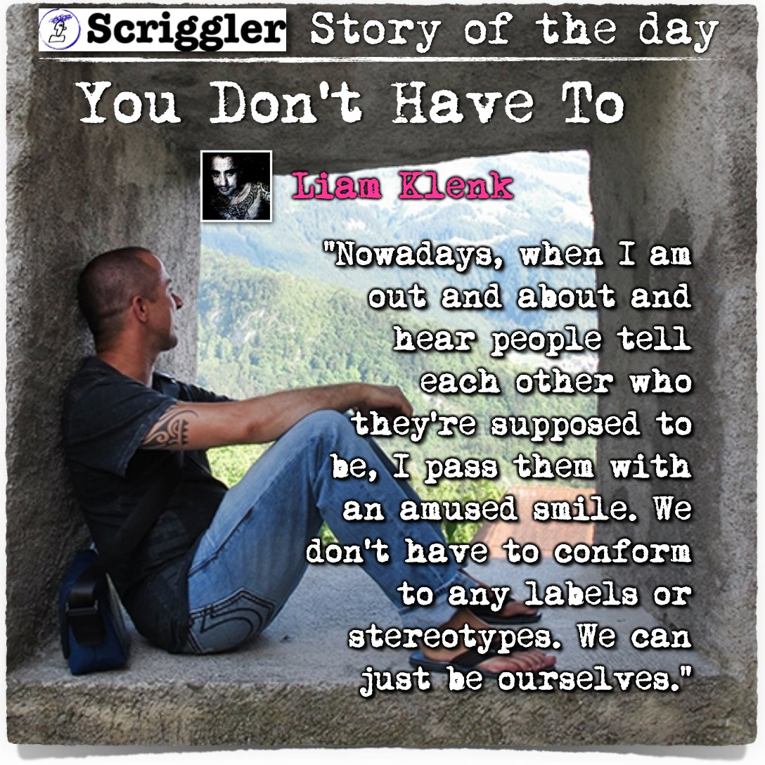 you-dont-have-to-scriggler-story-of-the-day