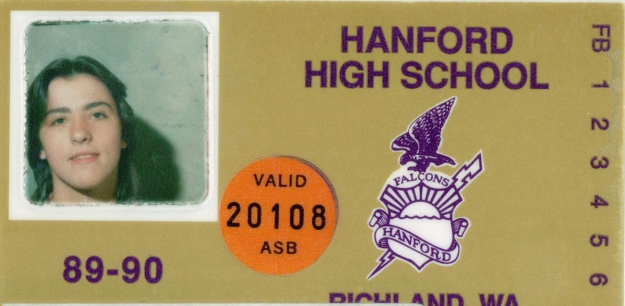 1991 hanford high school pass