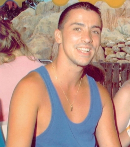2000 young man in malta